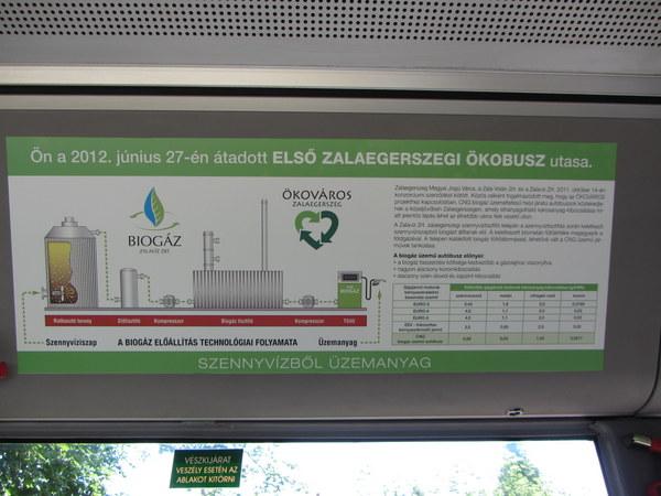 A biogáz felhasználása üzemanyagként