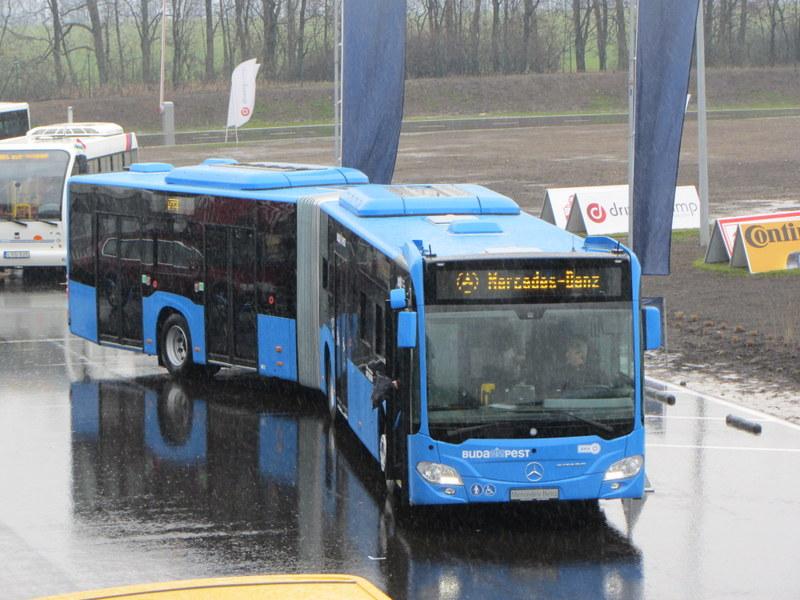Mercedes Citaro VT Transman