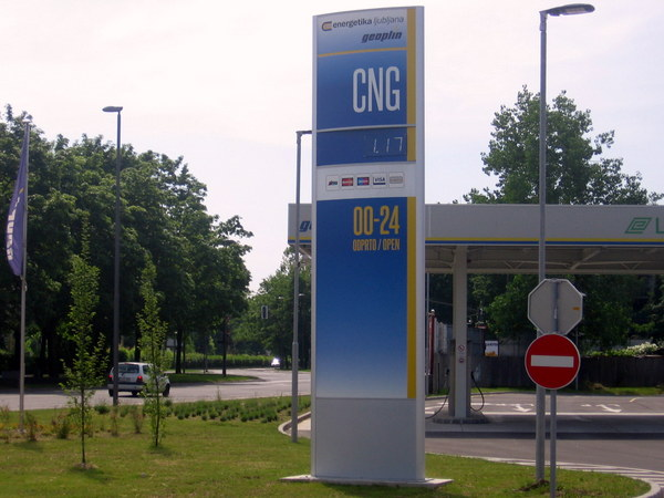 CNG non stop