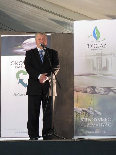 Gyutai Csaba, Zalaegerszeg polgármestere