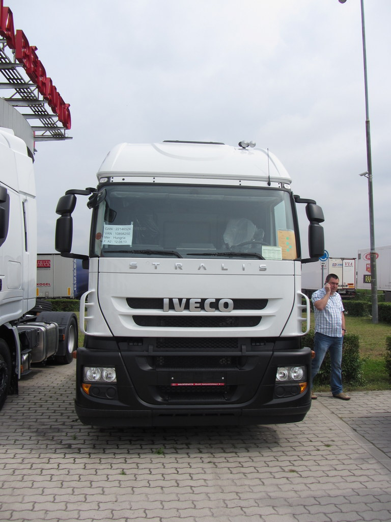 Iveco Stralis Natural Power 330