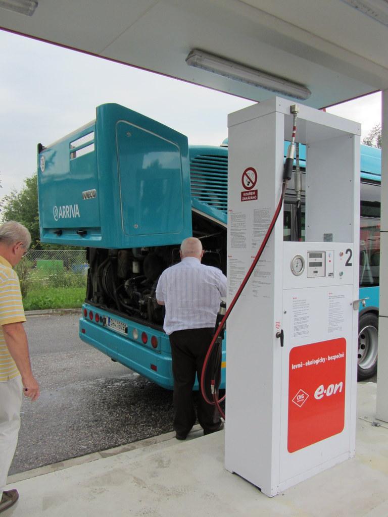 Iveco Irisbus Citelis CNG