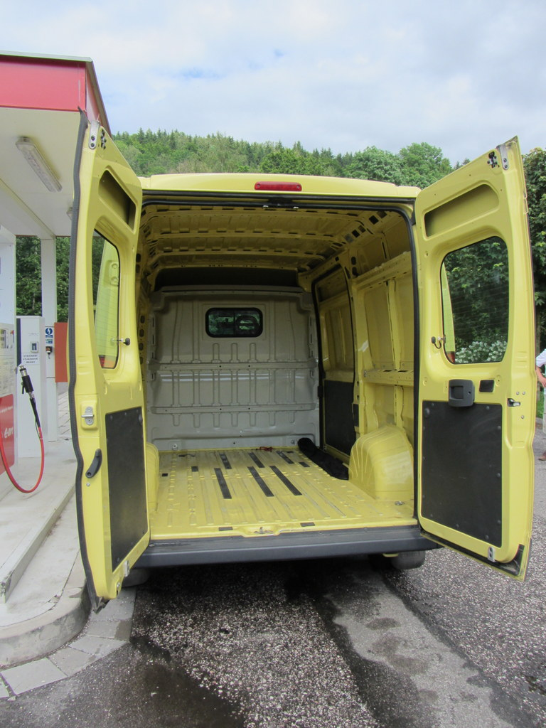 Fiat Ducato Natural Power 3.0