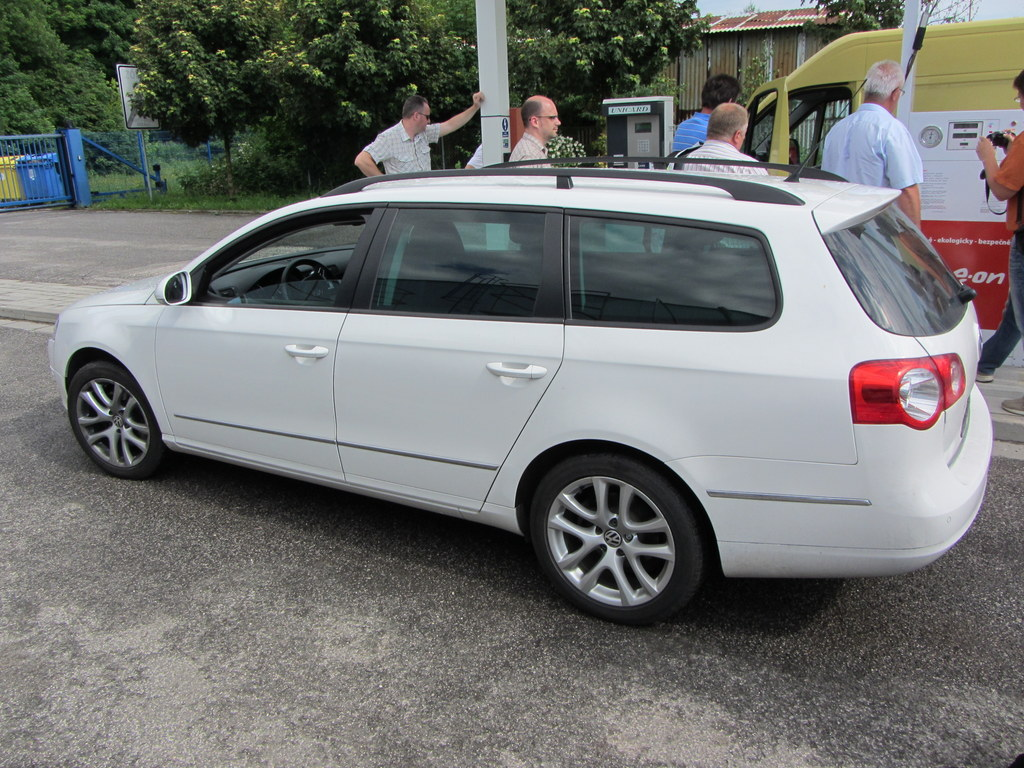VW Passat Variant CNG